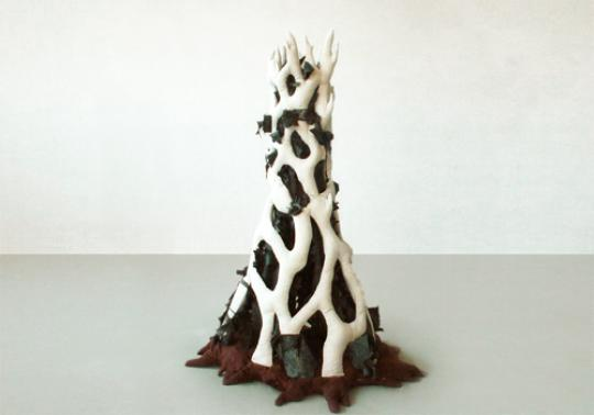 boom kunst sculptuur Annerose